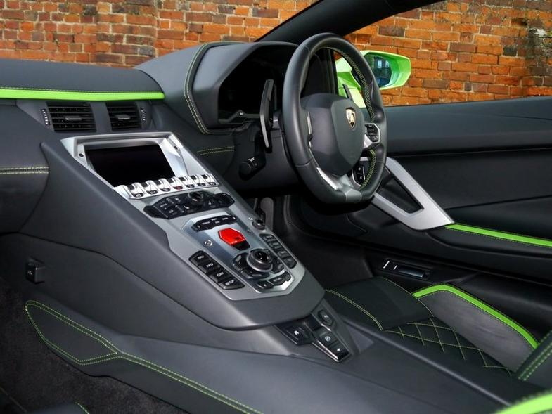 Lamborghini Lamborghini Aventador